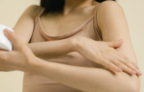 Bouton de stress bras: formes et différents traitements